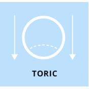 Toric (Cylindrical) Power (0)